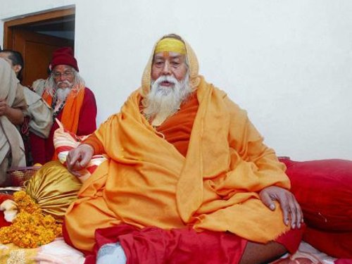Two Shankaracharyas to campaign against Modi in Varanasi