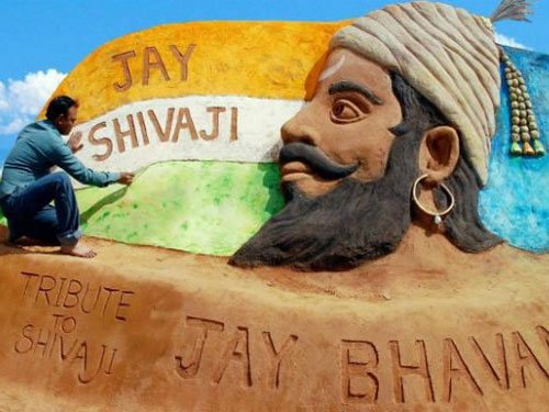 Pictorial book on Shivaji launched in UK's House of Commons