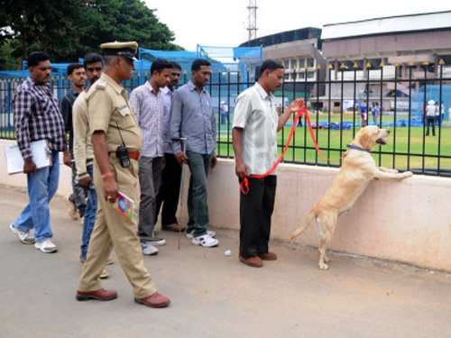 Security restrictions for IPL matches