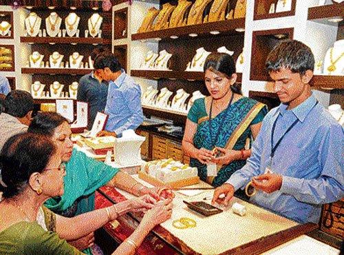 No gold rush on Akshaya Tritiya