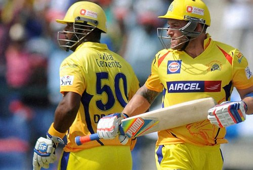 Super Kings opt to bat against Knight Riders