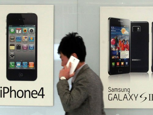 Mixed verdict in Samsung-Apple patent trial