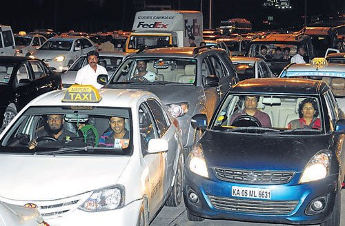 Four-fold hike in airport road toll charge
