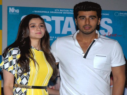 '2 States' inching close to Rs.100 crore
