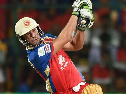 A B de Villiers is a freak man: Harshal Patel