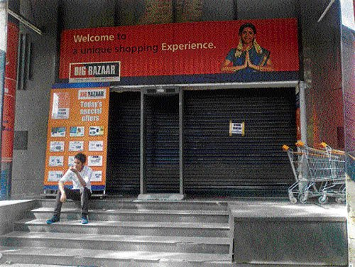 Big Bazaar outlet issued  notice for 'misbranding'
