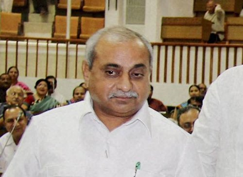 Nitin Patel, senior Gujarat minister on being the CM of Gujarat