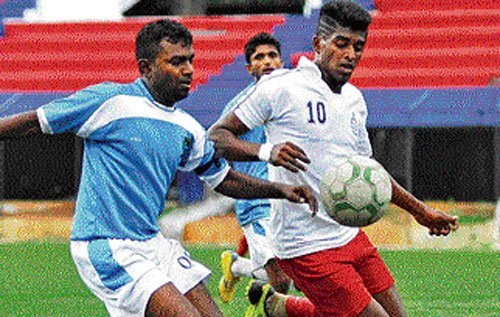 CIL, RWF play out draw