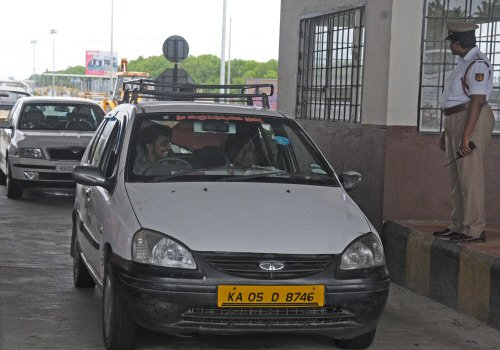 Minor toll relief for taxis, maxi cabs