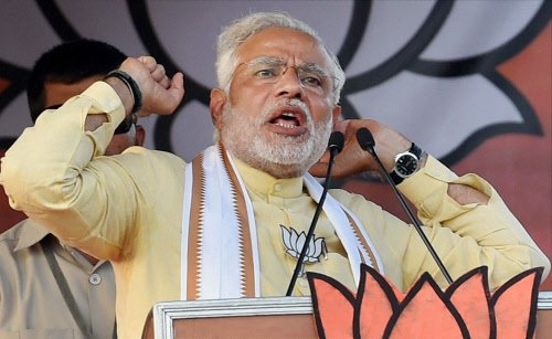 Bangladeshi infiltrators would have to go back: Modi