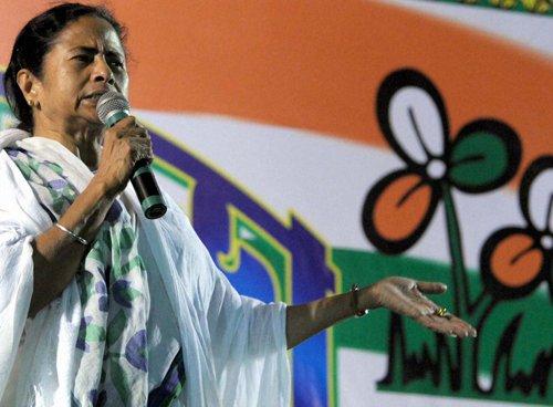 Is Modi a donkey, asks Mamata