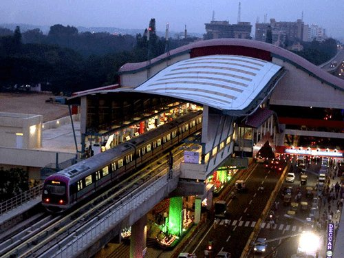 Metro, BMTC extend services for IPL matches