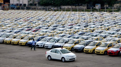 Domestic car sales down 10.15% in April, biggest dip in a year