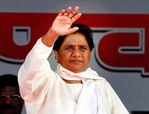 Mayawati rules out support to Modi govt post elections