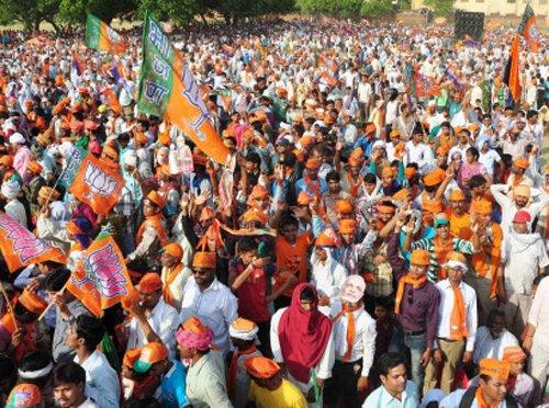 Nod to Modi rally denied on basis of Guj police input: EC