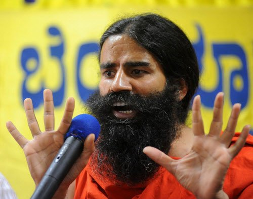 SC stays proceedings against Ramdev