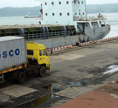 HC orders 'arrest' of cargo