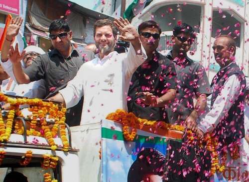 Modi doesn't understand India; snoops on women: Rahul