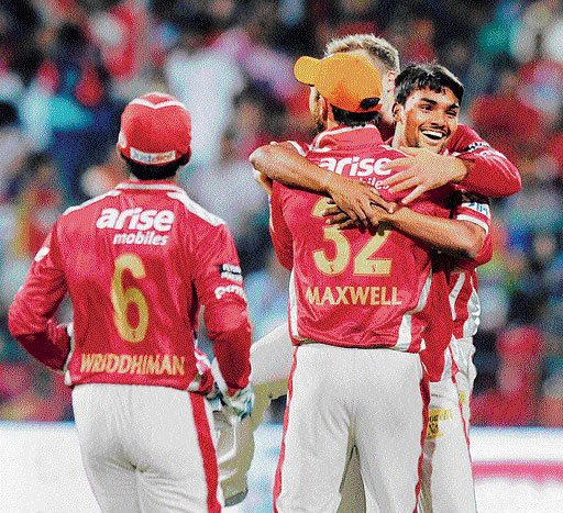 Kings XI lord over Challengers