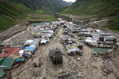 U'khand disaster: SC rejects plea for panel to study report