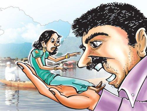 'Forced intercourse in marriage not rape'