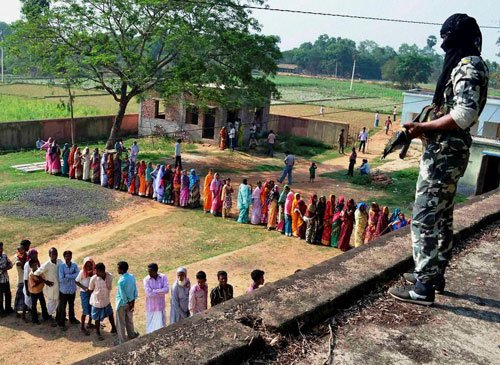 West Bengal records 80 pc voter turnout
