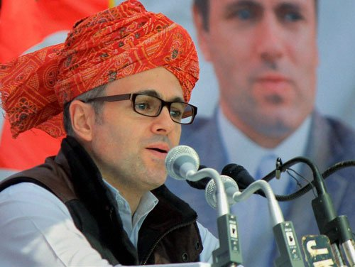 Exit polls a great time pass: Omar