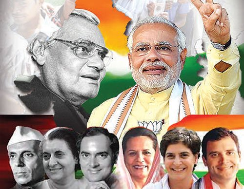 Modi's rise has shaken the foundations of Indian polity