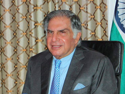 Ratan Tata lauds PM for growth