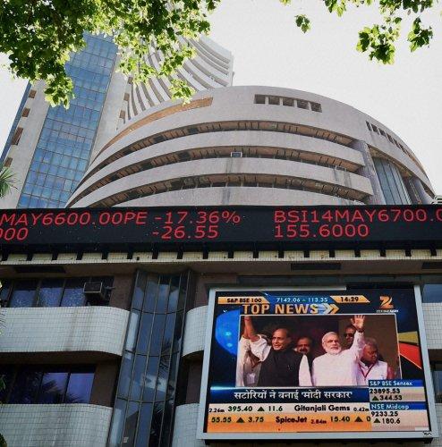 Sensex in green again, consumer durables gain