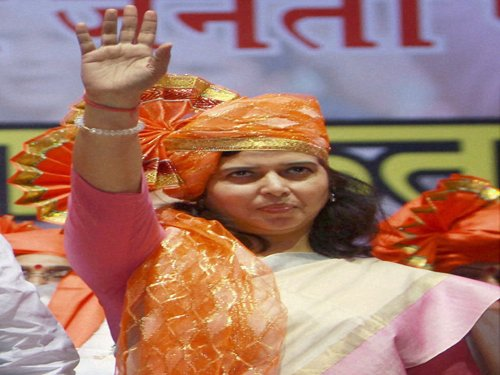 BJP leading in 9 out of 11 constituencies in C'garh