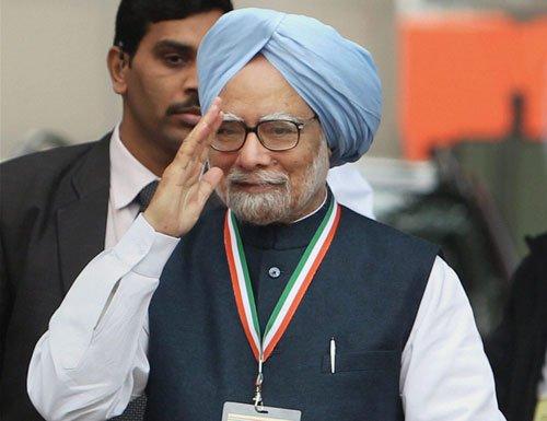 PM bids adieu, says his tenure is open book