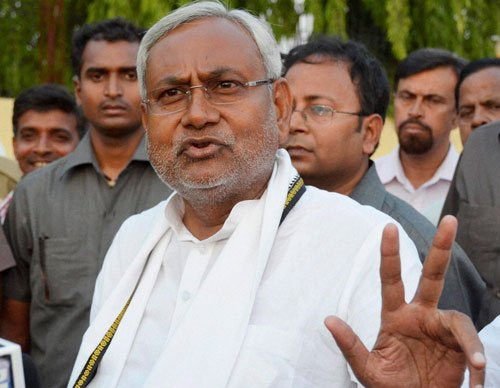 Speculations rife over Nitish government survival
