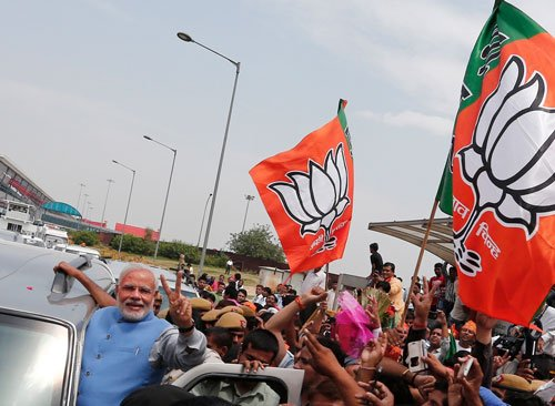 BJP Parliamentary Party to meet on May 20 to elect Modi