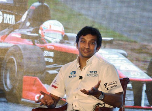 Karthikeyan 8th fastest in Super Formula qualifying