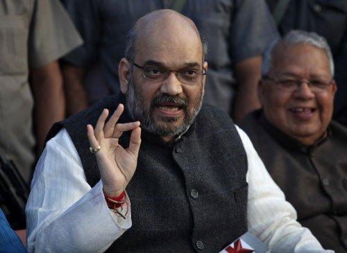 Eyes on Assembly polls, Maha BJP looks to Amit Shah