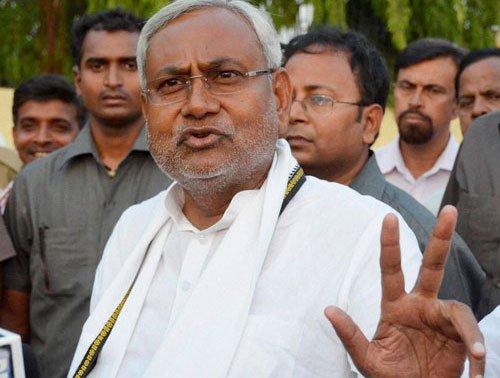 BJP dismisses Nitish Kumar resignation as a stunt