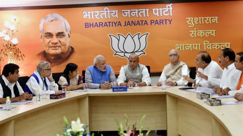 Price rise issue top priority: BJP leaders