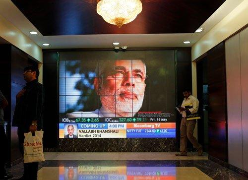 Namesake 'Modi' stocks see roller-coaster ride