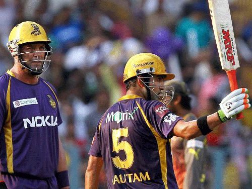 Knight Riders prevail over SRH