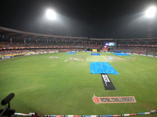 IPL final match to stay in Bangalore