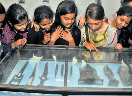 12th century artefacts wows visitors