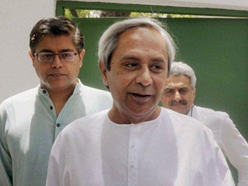 Patnaik re-elected as BJD chief