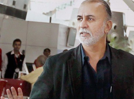 Tarun Tejpal's mother passes away