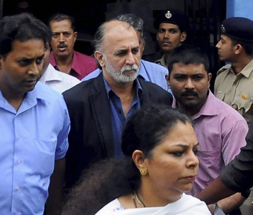 Tejpal moves SC for release to attend mother's cremation