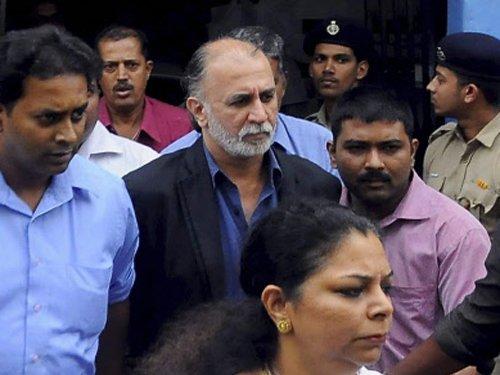 SC grants interim bail to Tarun Tejpal