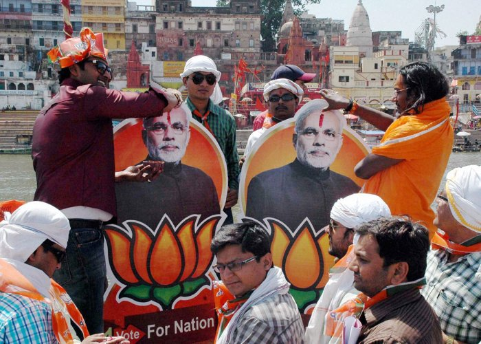 Modi mantra hurt prospects of young MPs from State