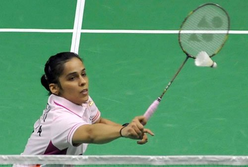 Saina to partner Sindhu in Uber Cup doubles