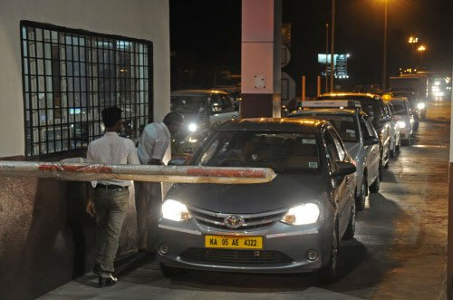 Toll hike: HC issues notices to NHAI, Navayuga