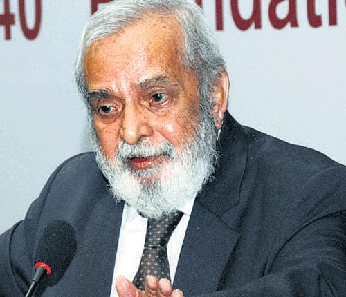 U R Ananthamurthy gets security cover